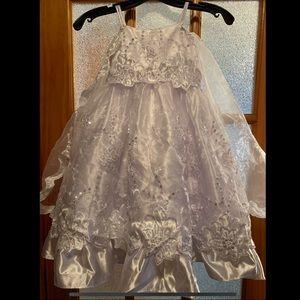 083401430 Kids Girls Christening Dresses on Poshmark